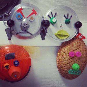 Troc'casseroles 2016 personnages
