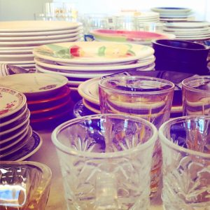 Troc'casseroles 2016 verres