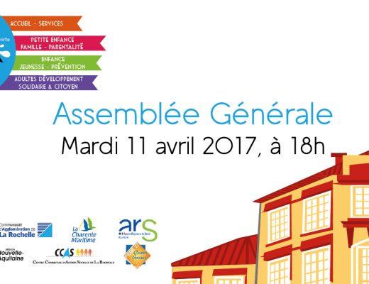 Assemblée Générale 11 avril 2017