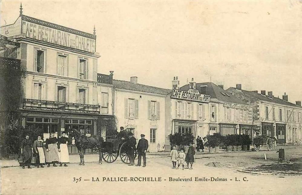 Bvd Émile Delmas