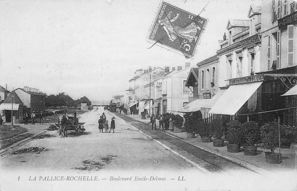 La Pallice Boulevard Emile Delmas