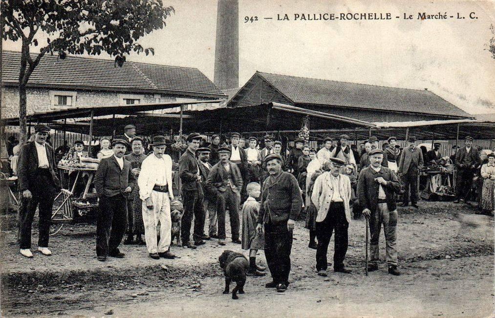 Marché LA PALLICE
