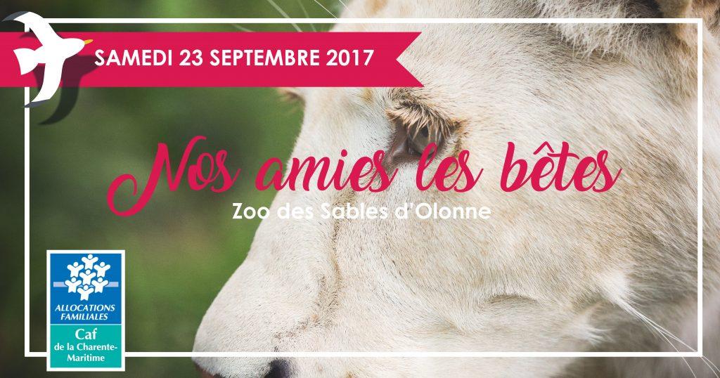 Sorties familles Sables d'Olonne 23.09.17