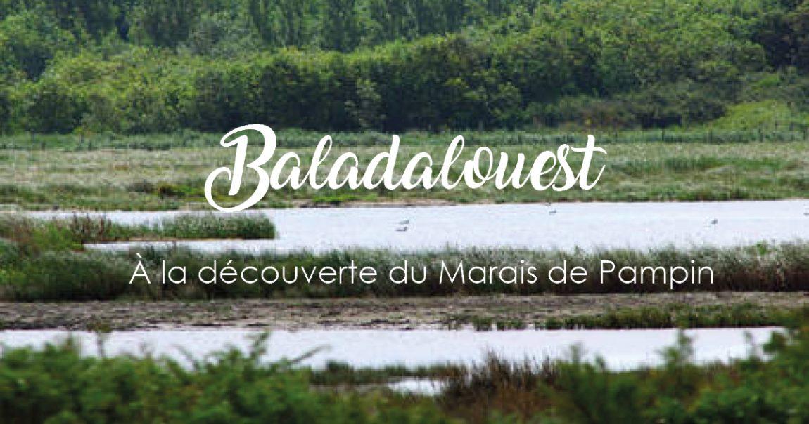 Baladalouest : Le Marais de Pampin