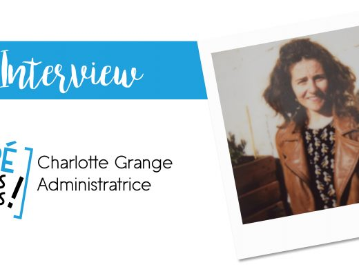 Interview Charlotte Grange