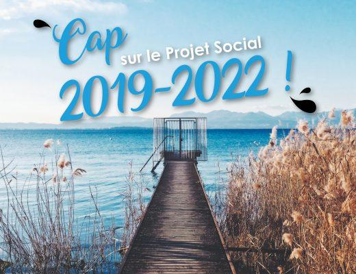 cap sur le projet social 2019 2022